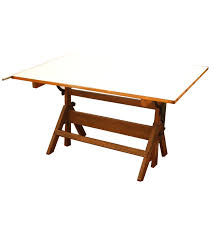 Vintage Drafting Table Vintage Drafting Table By Charles Bruning Company Ebth