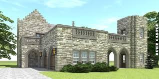 Duke Castle Plan – Tyree House Plans
