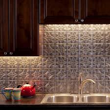 thermoplastic panels kitchen backsplash fasade traditional 1 18 x 24 vinyl tile backsplash in