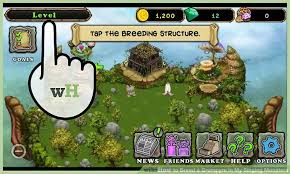 My Singing Monster How To Breed A Grumpyre In My Singing Monsters 7 Steps