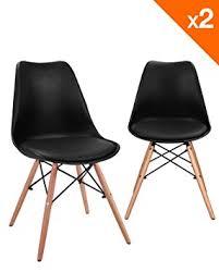 chaise de cuisine confortable chaises design awesome chaises design stockholm en bois lot de