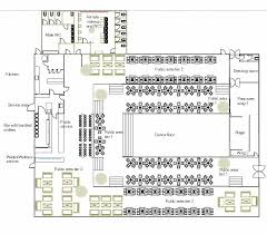 Nightclub Floor Plan   design planning ideas and concepts for successful design