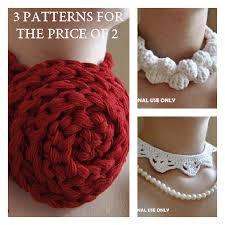 amigurumi pattern pdf free free crochet pattern crochet necklace patterns buy 2 get 1 free