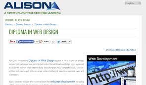 online design of certificate web development certificate programs online adecs certificates