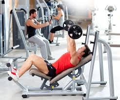 Bench Abs Workout Bench Press Program Powerlifting Fitness For Men