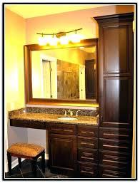 Undercounter Bathroom Storage Storage Storage Tower For Bathroom Counter Plus Bathroom