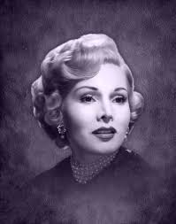 in memory of zsa zsa gabor memorial portraits funeral service