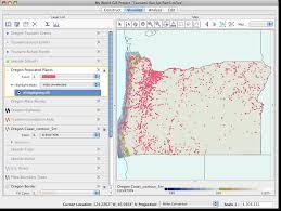 Map Oregon Coast by Part 4 U2014analyze Tsunami Risk For Coastal Oregon