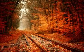 fantasy autumn wallpaper railway autumn wallpaper 7030999