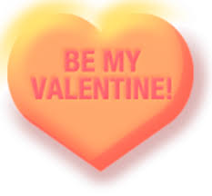 conversation heart sayings s day clipart candy heart pencil and in color