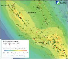 Earthquake Map Los Angeles by What Do The Destructive Ecuador Japan Burma And Italy Quakes