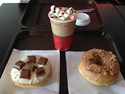 donuts hervé cuisine donuts kinder cookie choco marshmallow picture of donuts