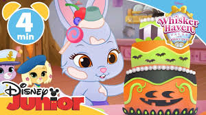 whisker haven tales halloween in whisker haven disney junior