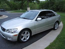 lexus is300 silver buy used 2003 lexus is300 mint low 15k auto silver