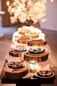 Winter Wedding Decorations How To Choose Brown As Your Wedding Colors By Season Winter