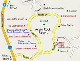Desert Gardens Hotel Ayers Rock Desert Gardens
