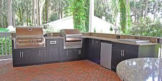 outdoor island kitchen unique outdoor kitchen frame kits 35 photos 100topwetlandsites com