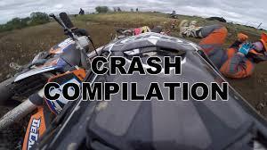 motocross crash helmets motocross crash compilation youtube