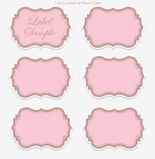 Candy Labels For Candy Buffet by Best 25 Free Label Templates Ideas On Pinterest Free Printable