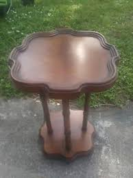 brandt furniture of character drop leaf table rare vintage brandt furniture smoking stand table hagerstown