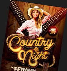 template flyer country free country and western flyer templates for photoshop flyerheroes