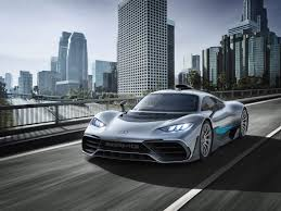 the mercedes amg project one showcar will make your f1 dreams come