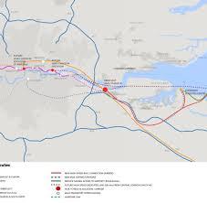 London Airports Map London Britannia U201c Dieser Airport Soll Heathrow überflüssig Machen
