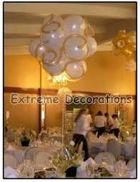 Elegant Balloon Centerpieces by Elegant Nautical 3ft Balloon Centerpieces Balloon Centerpieces