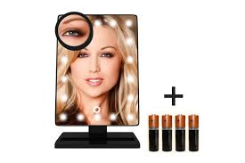 assis led lighted makeup mirror 11 best vanity makeup mirrors lights 2018 lighted mirrors