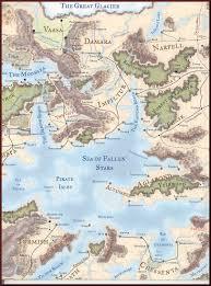 Faerun Map Faerun Map