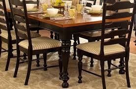furniture winsome riverside dining room rectangular table