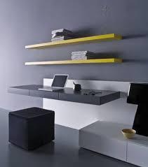 wall mounted desk with shelves home decor u0026 interior exterior