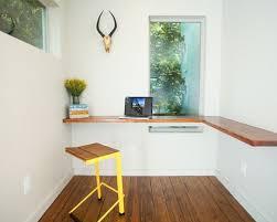 Houzz Office Desk Outstanding Minimalist Office Desk Houzz Intended For Minimalist
