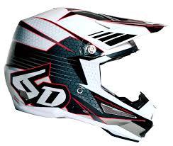 skull motocross helmet 6d atr 1 blade helmet revzilla