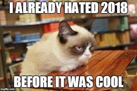 Grumpy Cat Monday Meme - grumpy cat table memes imgflip