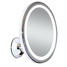 lighted travel makeup mirror 15x travel makeup mirror 15x fashion leather cosmetic tool mirror