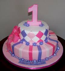 1 year baby birthday cake decorating of party
