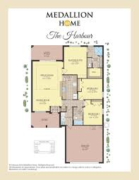 55 Harbour Square Floor Plans Harbour Home Plan By Medallion Home In Lakes Of Mount Dora