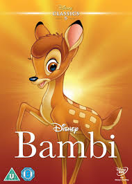 bambi dvd hmv store