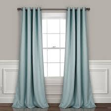 Blue Window Curtains Curtains Curtains And Drapes Kirklands