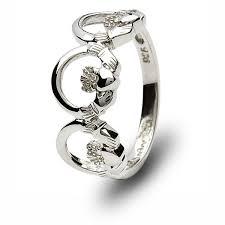 clatter ring claddagh ring sl sl25