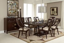 Homelegance Dining Room Furniture Furniture Homelegance Dining Set And Sideboard With Wall Art Also