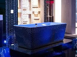 Villeroy Boch Bathtub Villeroy U0026 Boch Unveils Swarovski Studded Bathtub