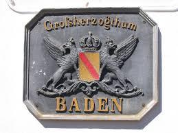 Wappen Baden Wappen Badens