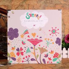handmade scrapbook albums 16 inch big baby children diy handmade books photo album scrapbook