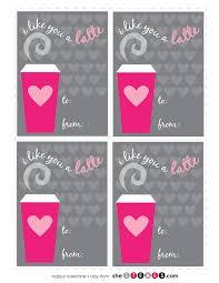 6 free valentine u0027s day printables shesteals com