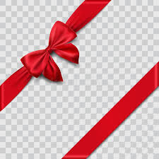 satin ribbon satin ribbon and bow stock vector illustration of adornment