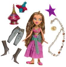 amazon bratz genie magic yasmin toys u0026 games