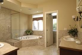 corner tub bathroom designs corner tub and shower combo pool design ideas
