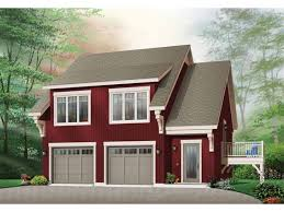 garage house plans home office